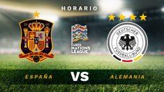 Liga de Naciones 2020: España – Alemania | Hora y cómo ver por televisión el España – Alemania de la Liga de Naciones.