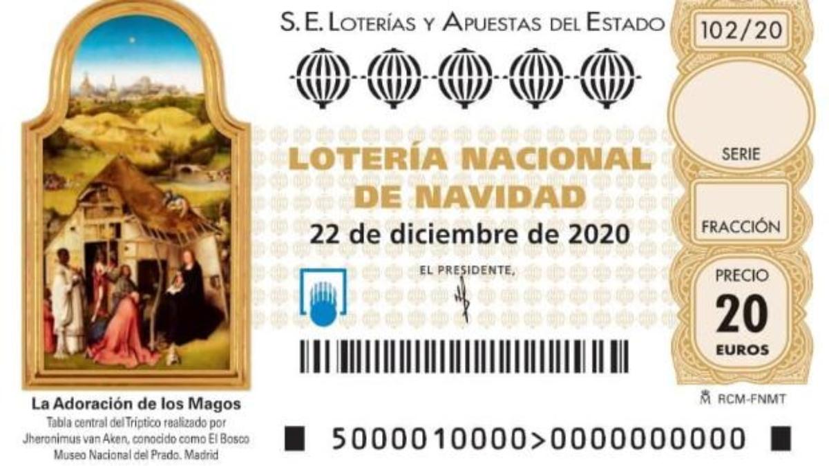 Dónde comprar Lotería de Navidad 2020 en León