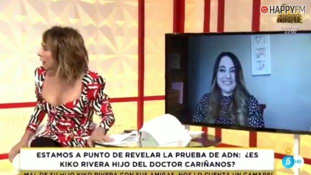 María Patiño en Socialité