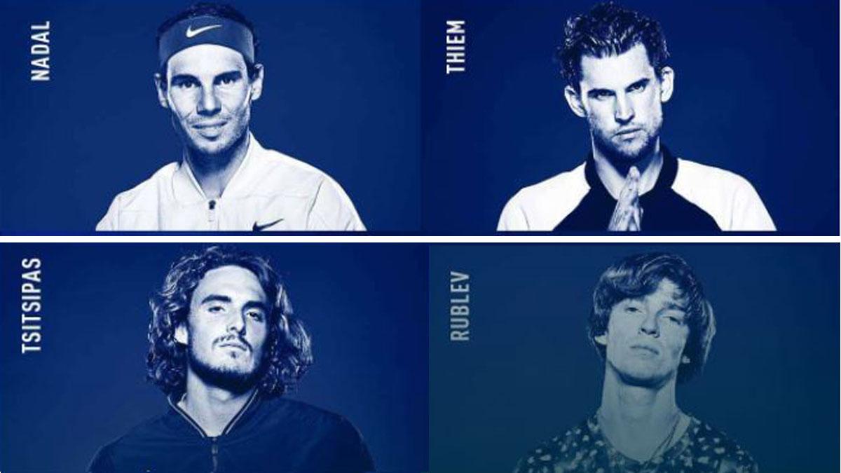 Copa de Maestros 2020: partidos hoy martes 17 de noviembre en las ATP Finals de Londres