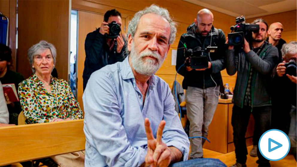 Willy Toledo, en el banquillo de los acusados (Foto- EP).