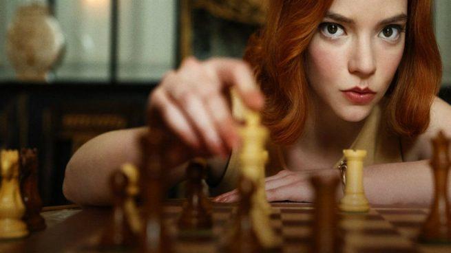 5 curiosidades de Gambito de Dama, la mini-serie de Netflix de la que todo el mundo habla