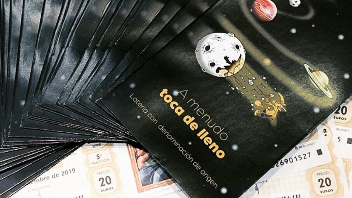 Dónde comprar Lotería de Navidad 2020 en Lérida