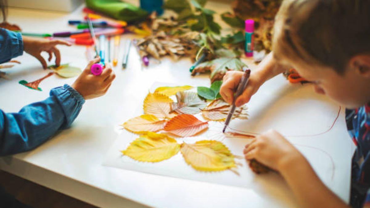 Pautas para estimular la creatividad en los niños de forma fácil