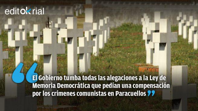 Ley de Memoria Sectaria