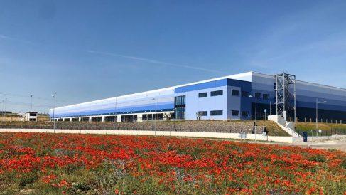 Centro logístico de Zalando en Illescas (Toledo)