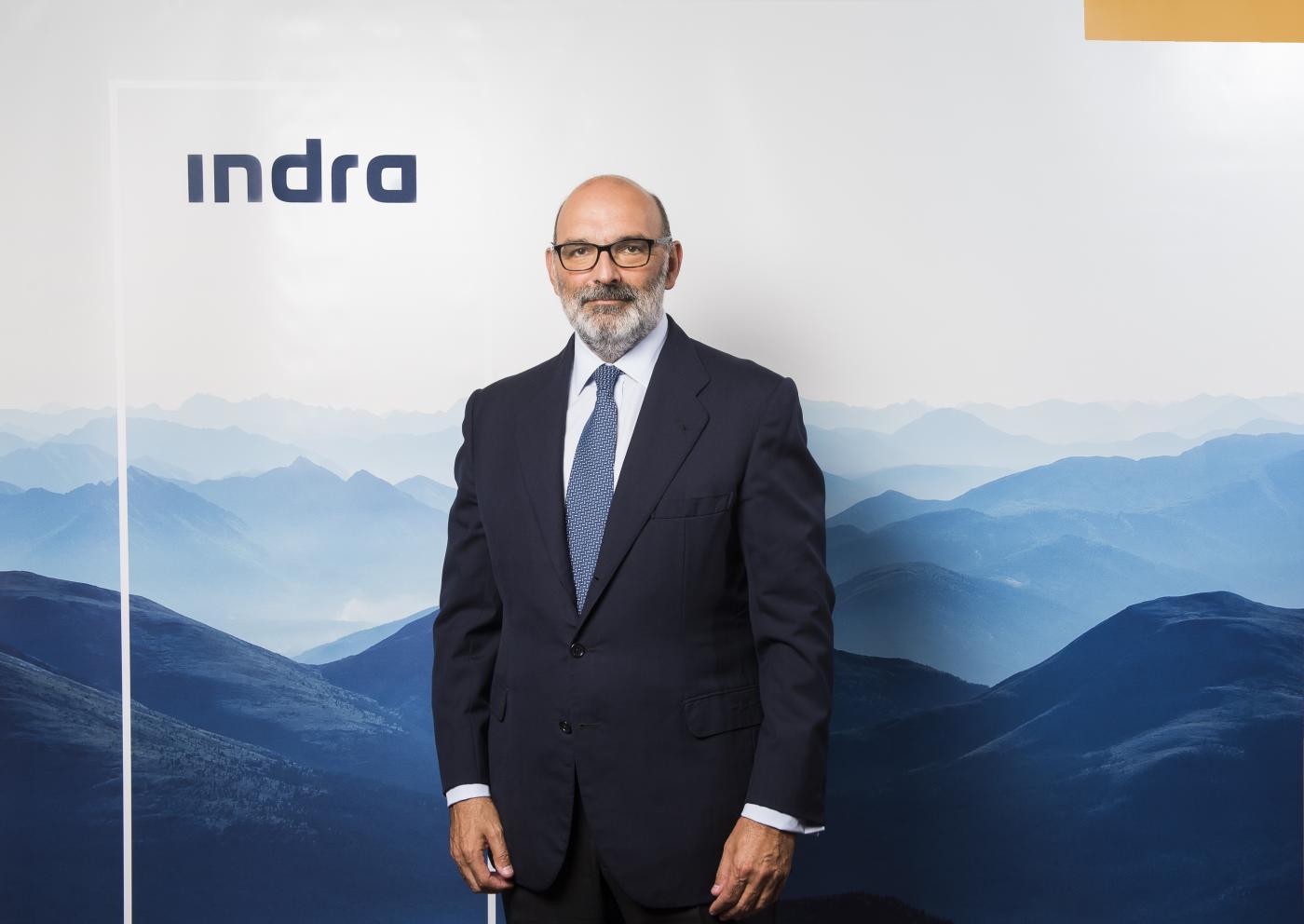 Fernando Abril Martorell, presidente de Indra. @Indra