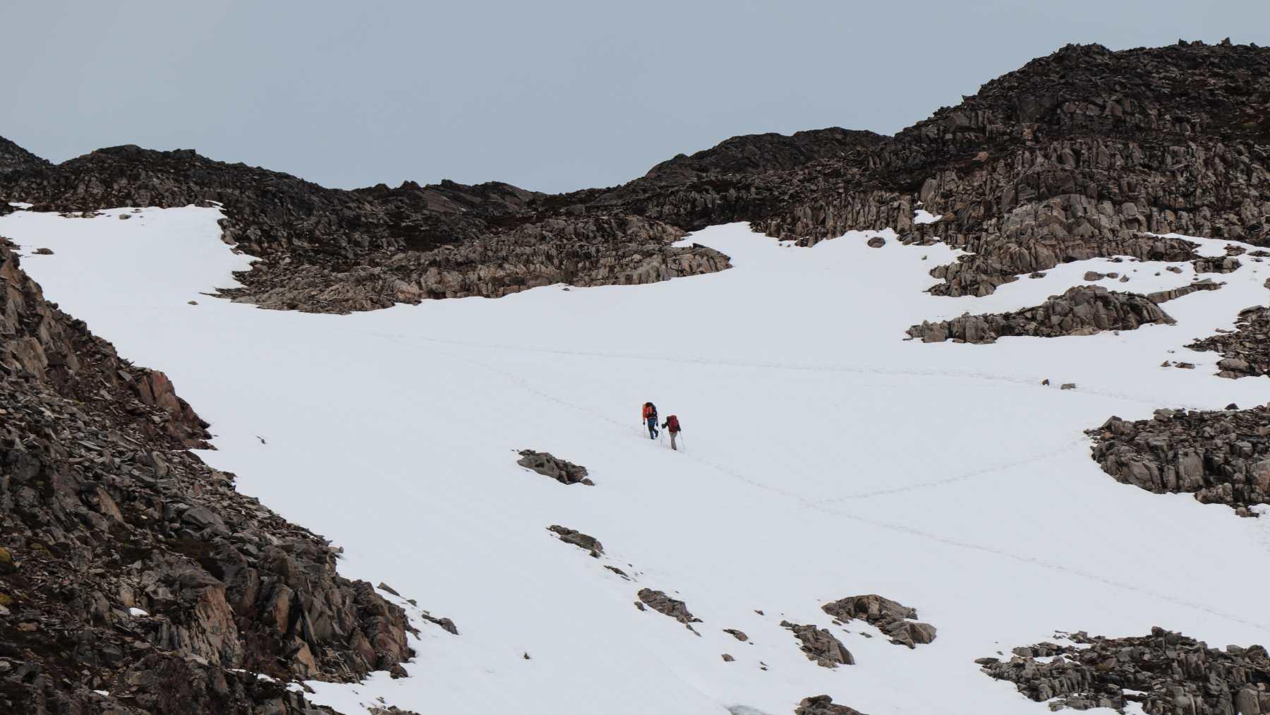 Parque Nacional Torres del Paine, en Chile