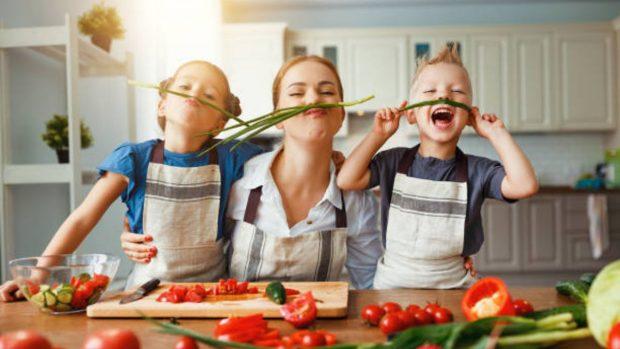 Trucos para que los niños en edad preescolar coman verduras