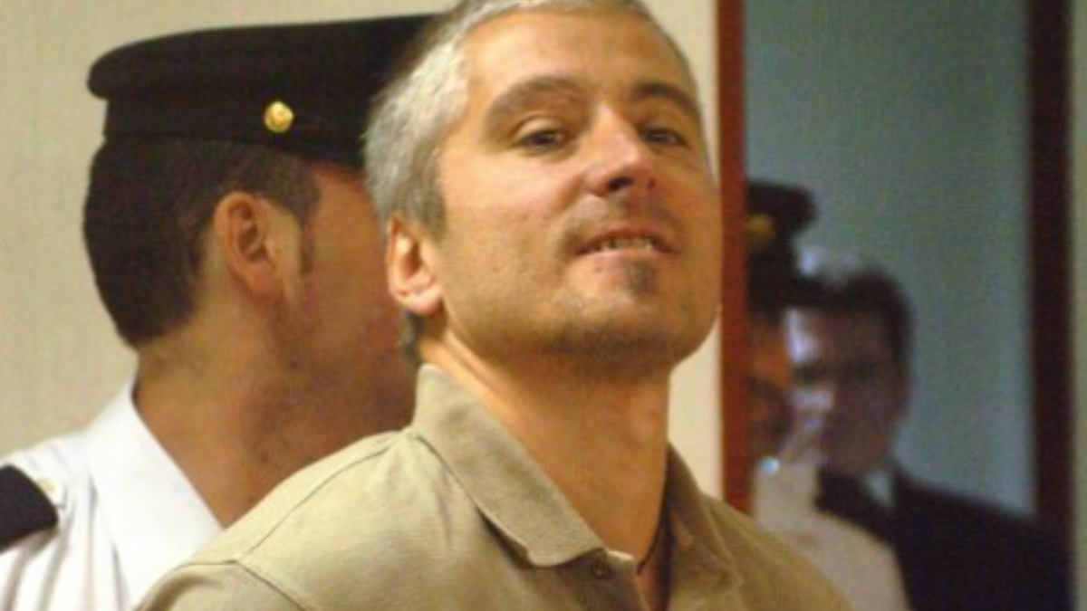 El etarra Francisco Javier García Gaztelu, 'Txapote', uno de los últimos acercados.