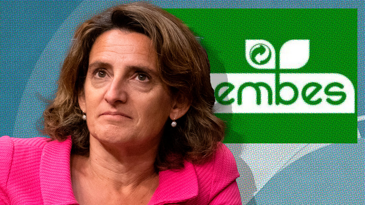 Teresa Ribera, ministra de Transición Ecológica.
