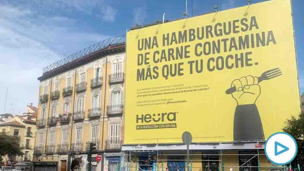 Una hamburguesa no contamina más que tu coche: El informe sobre el que se basa la campaña vegana