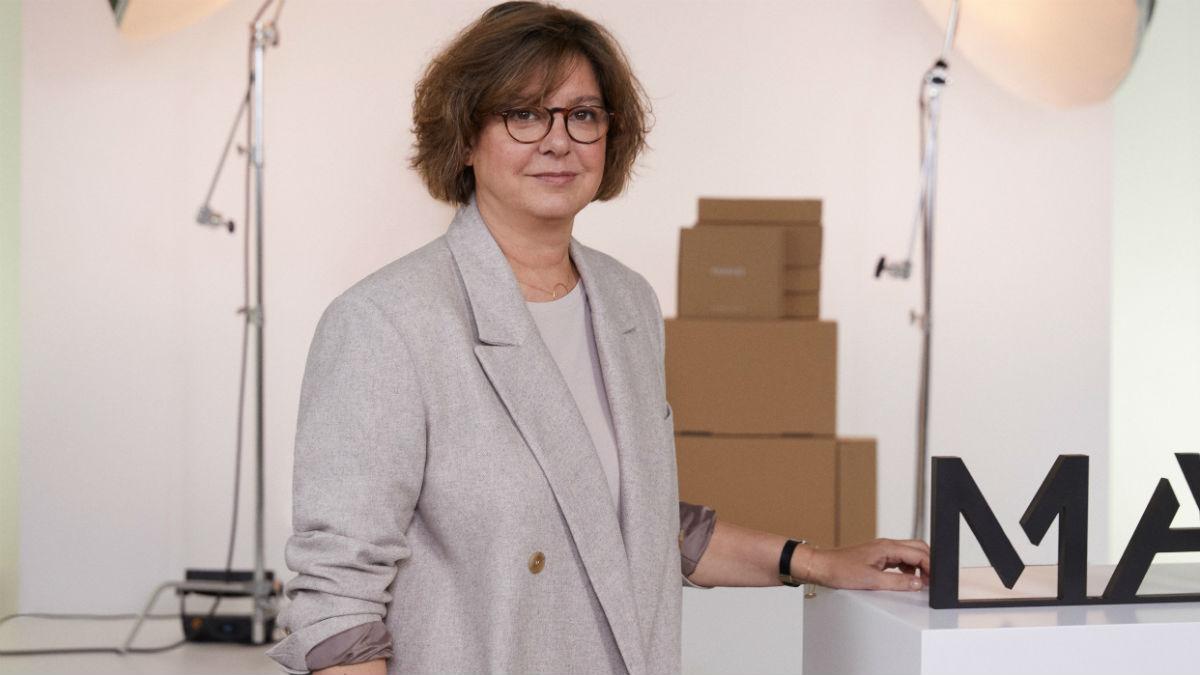 Elena Carasso, responsable de e-commerce de Mango