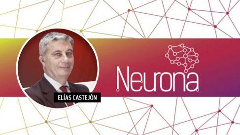 Elías Castejón, administrador de la filial de Neurona en España