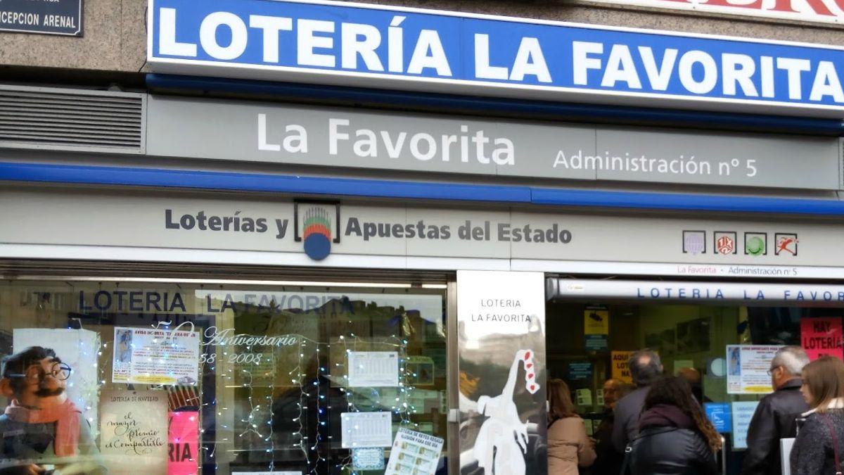 La Favorita, Coruña