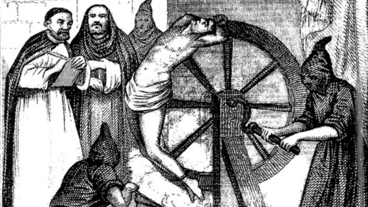 Métodos de tortura de la historia