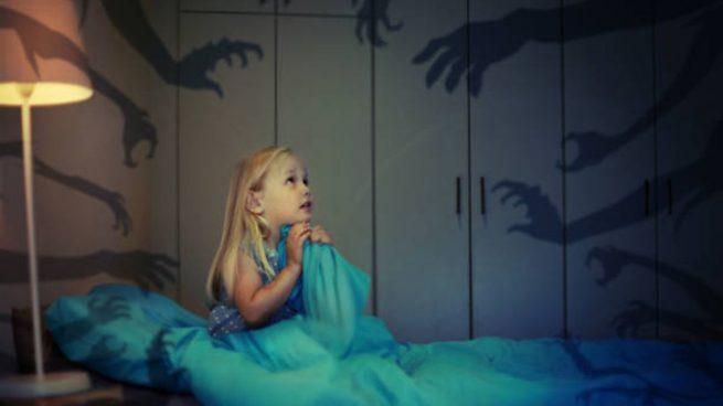 miedo oscuridad niños