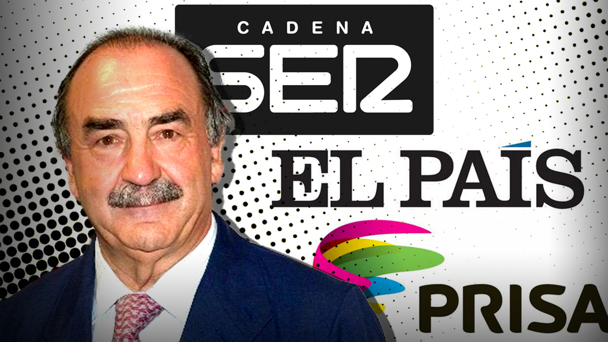 Blas Herrero, propietario de Kiss FM, pretende comprar El País y la SER