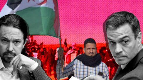Iglesias exige a Sánchez que defienda ante Marruecos la causa del Sáhara