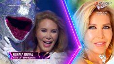 Mask Singer: Normal Duval, tercera desenmascarada