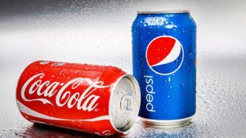 Pepsi y Coca-cola, eternos rivales