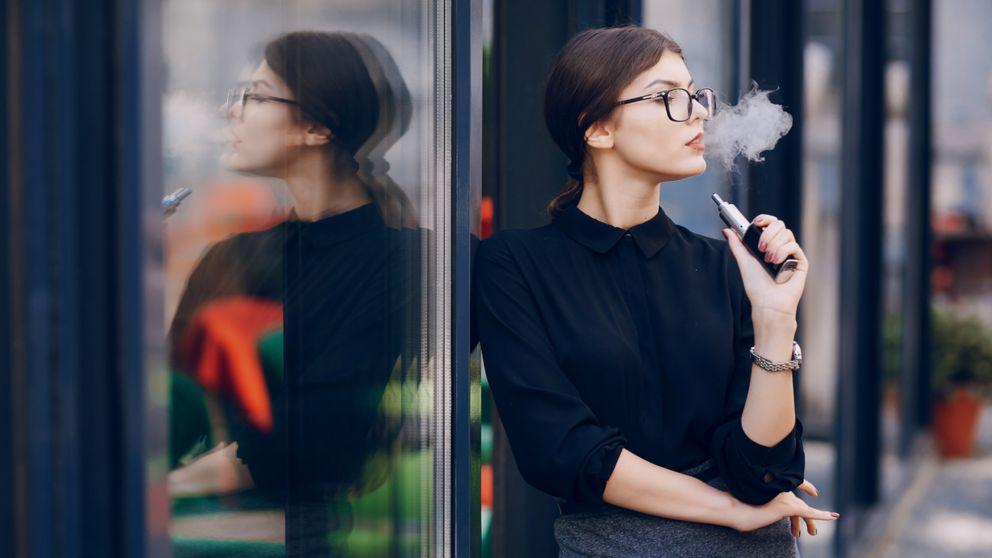 Cigarrillos electrónicos. @Istock