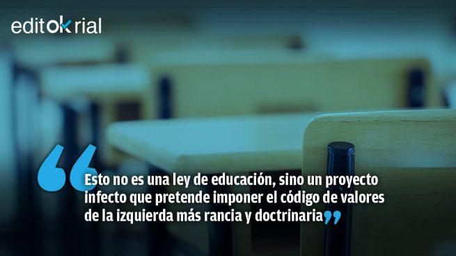 El fin de la educación libre en España