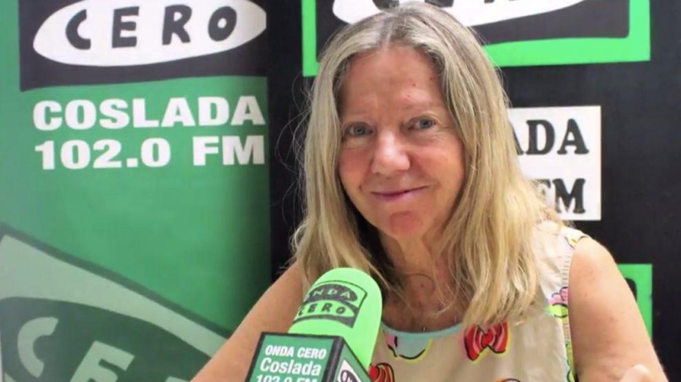 María José Arnáiz, concejal de Ciudadanos en Paracuellos del Jarama.