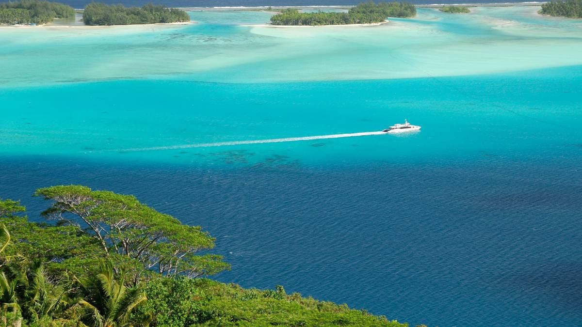 Paraísos del mundo: Bora Bora