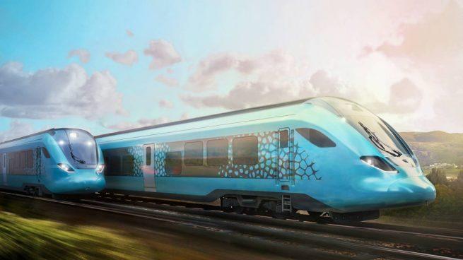 Talgo anuncia que pondrá en marcha un tren de hidrógeno en 2023