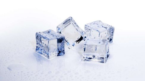 Congelación del agua