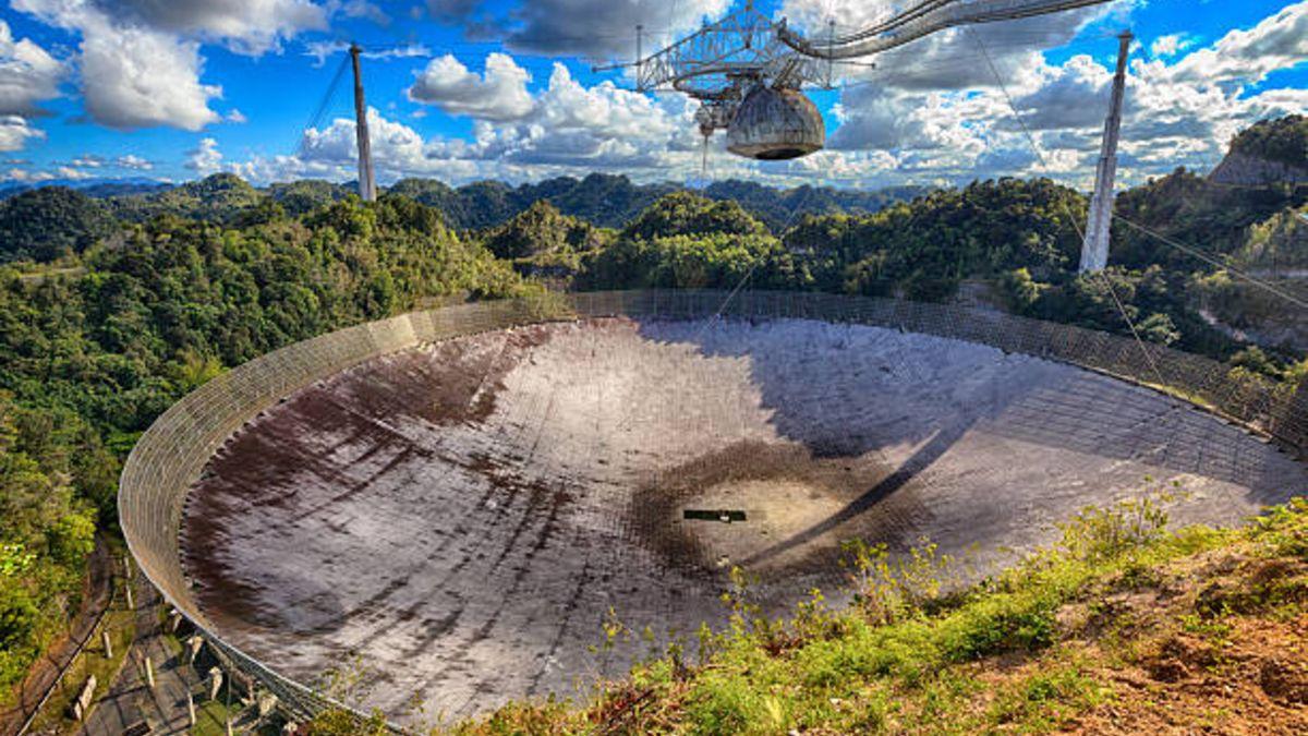Arecibo Radioteleskop