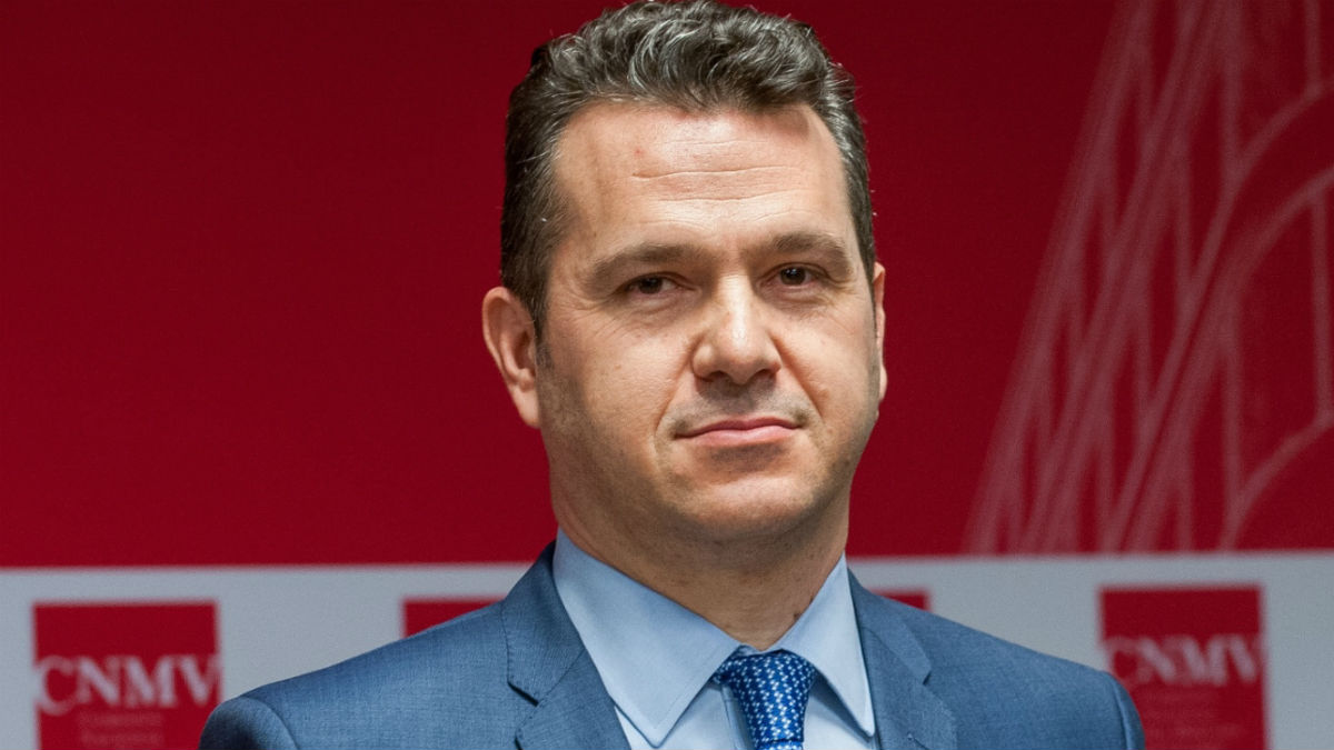 Rodrigo Buenaventura, presidente de la CNMV.