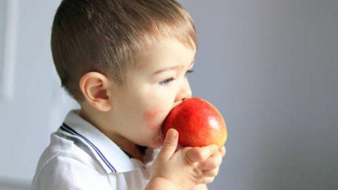 De qué modo algunos alimentos pueden producir eczema al bebé