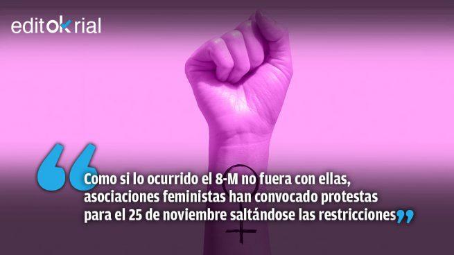 Hay que frenar el virus del «feminegacionismo»