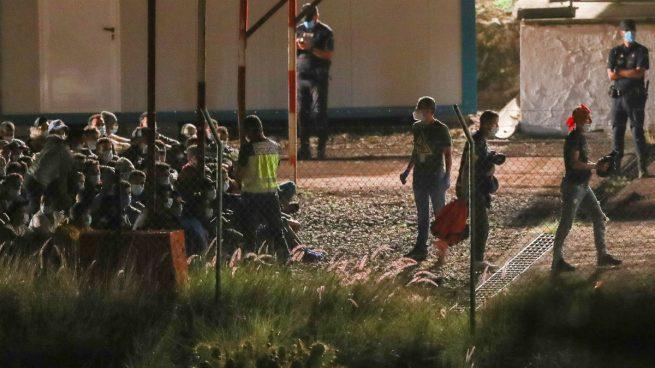 crisis migratoria inmigrantes ilegales