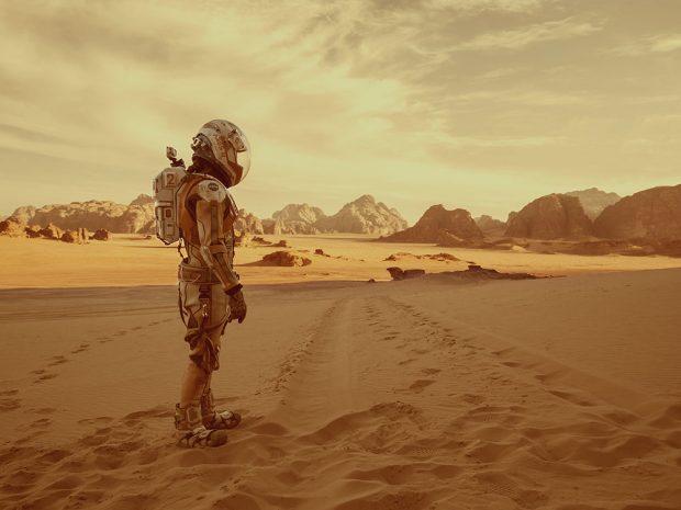 Programación TV: Marte, protagonizada por Matt Damon, en Cuatro