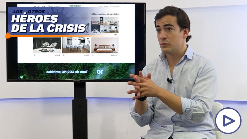 Ignacio Posadas, cofundador de Rentchester.