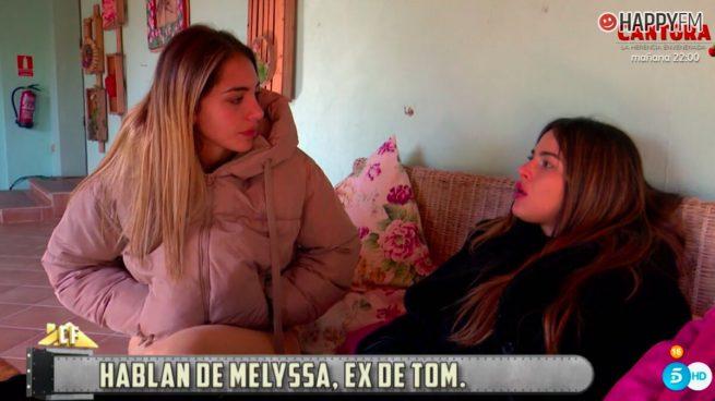 Sandra Pica habla de Melyssa en La casa fuerte