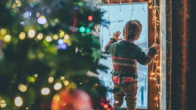 explicar niños navidad
