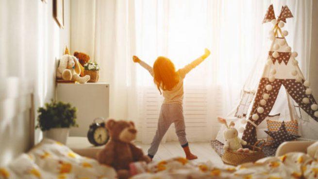 iluminación dormitorio niños
