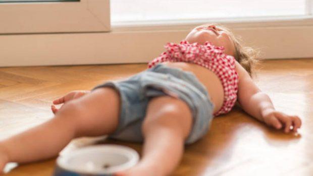 Tips para lidiar con las pataletas de los niños