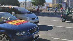 Caravana contra la Ley Celaá en Sevilla.