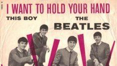 El 29 de noviembre de 1963, los Beatles lanzan «I Want to Hold Your Hand»