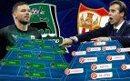 Krasnodar – Sevilla: Lopetegui regresa al lugar del crimen
