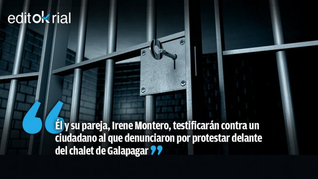 A Iglesias ya no le gusta el «jarabe democrático de los de abajo»: los quiere en la cárcel