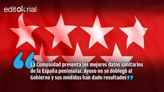 Lo de Madrid no es ningún milagro, sino un trabajo bien hecho
