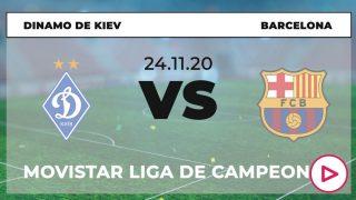 Dinamo Kiev Barcelona Horario