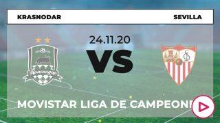 Krasnodar Sevilla Horario