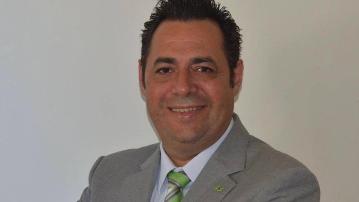 José Manuel Martínez Ayala, concejal en Sanlúcar de Barrameda.